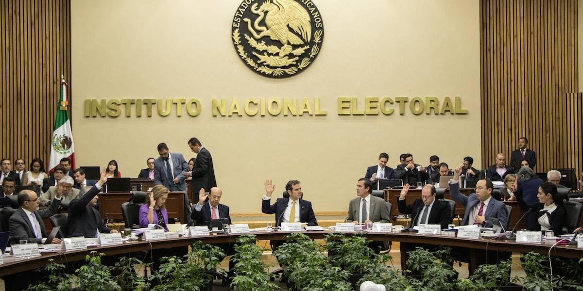 INE informa que no recibió votos extemporáneos del extranjero