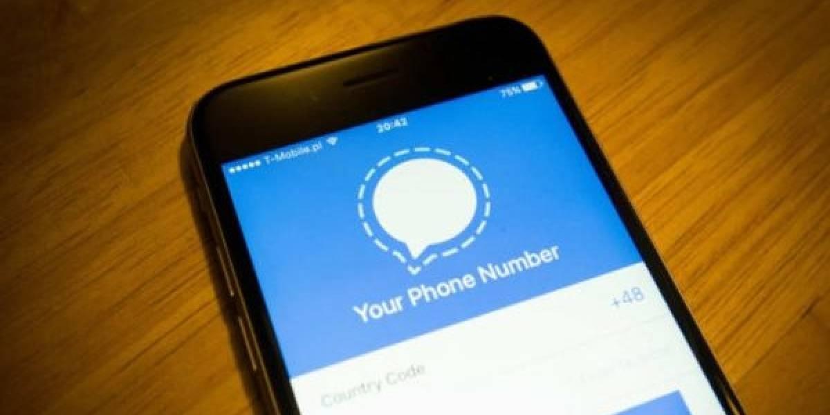 Co-fundador de WhatsApp invierte 50 millones de dólares en Signal