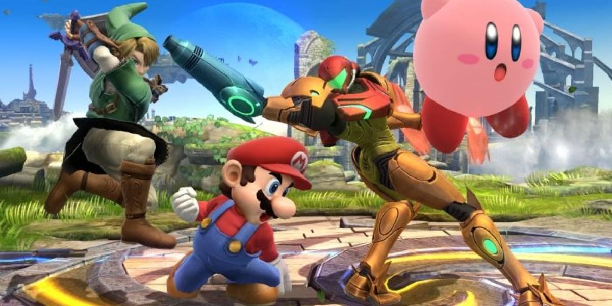 Super Smash Bros. llegará este año a Nintendo Switch de acuerdo a reporte
