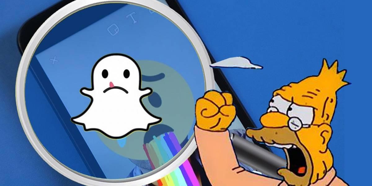 Snapchat demanda a influencer por no ser su influencer