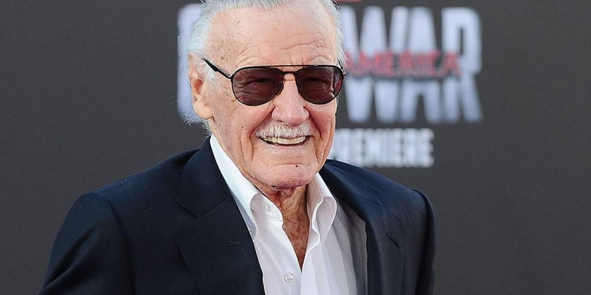 Stan Lee, el padre de Spider Man y X-Men, padece neumonía