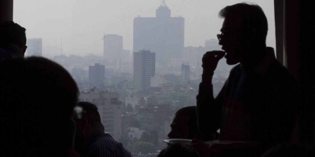 Contaminación del aire hace más tonta a la gente: estudio