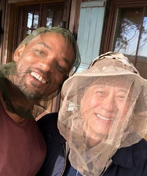 Will Smith Ang Lee Gemini Man