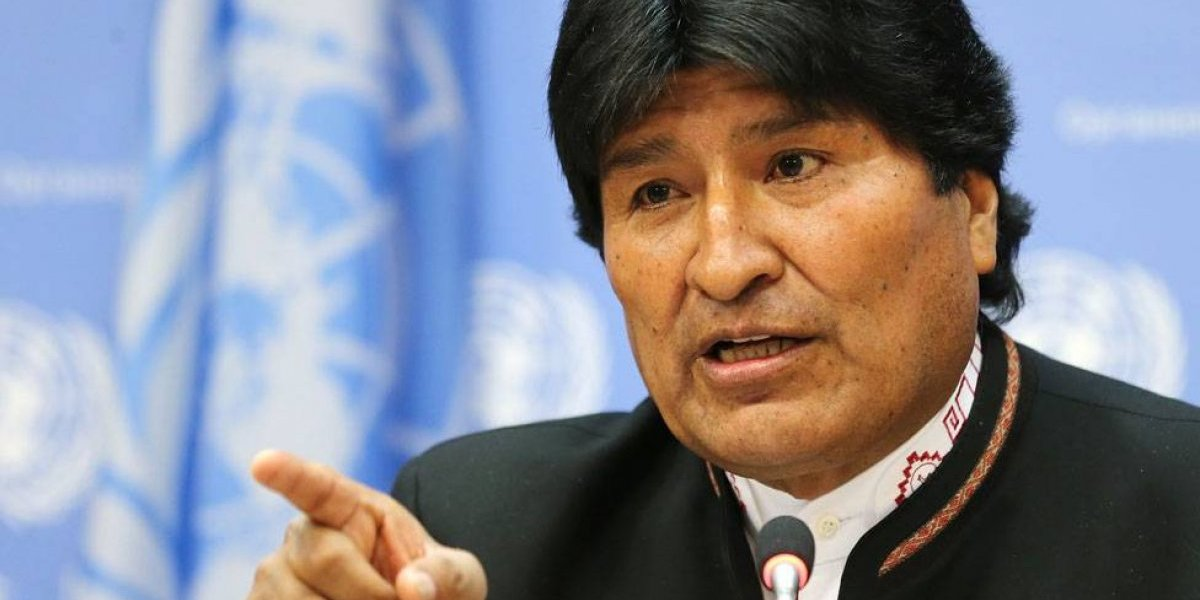 Evo Morales se pronuncia sobre Jorge Glas