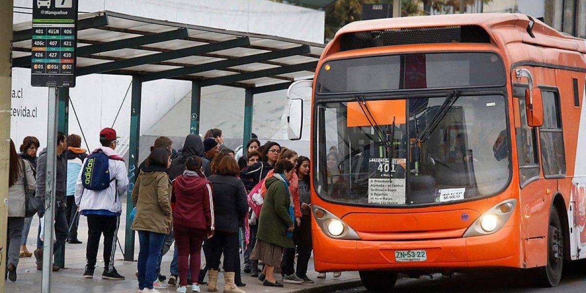 """""""Súper 1 de marzo"""": se activan planes de contingencia en Santiago y se espera aumento de pasajeros en el transporte público"""