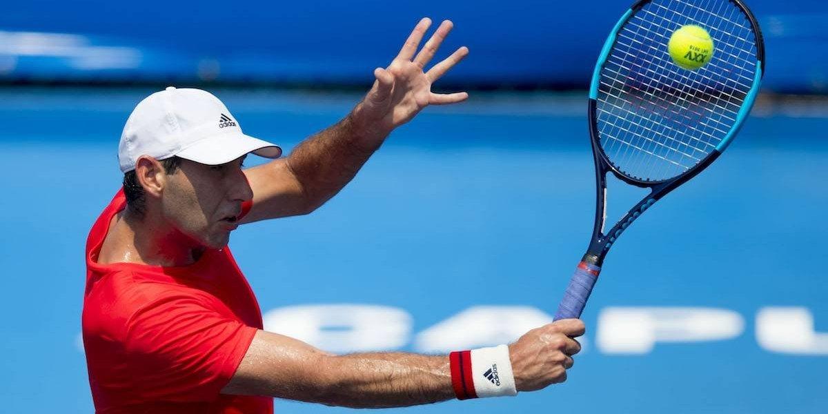 Dupla de mexicano González y Peralta avanza en Abierto de Tenis