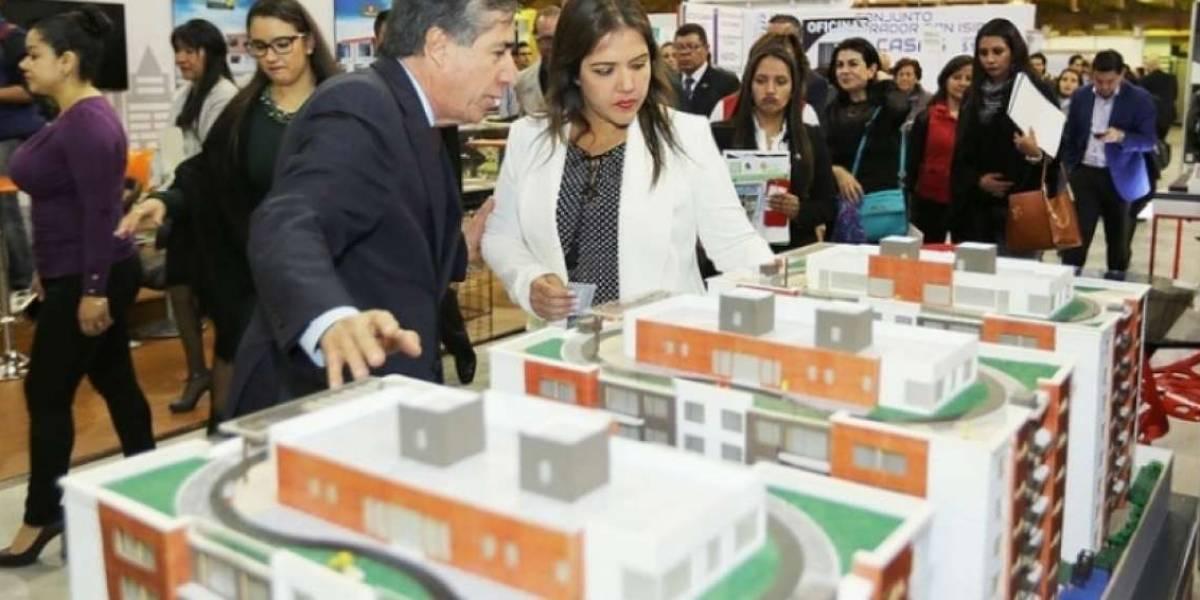 Más de 200 proyectos en feria de la vivienda del Biess