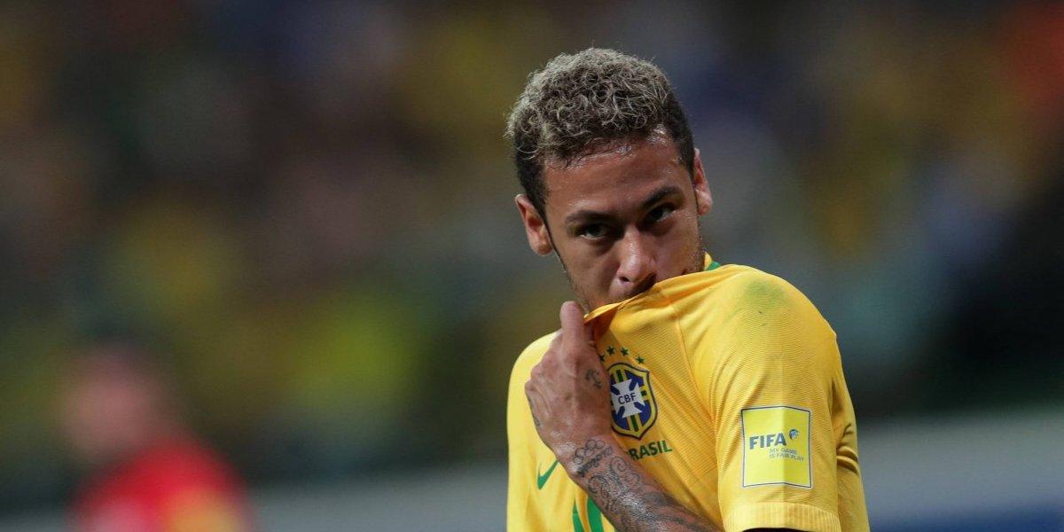 ¡Alarma Mundial! Neymar cruza los dedos para estar en Rusia 2018
