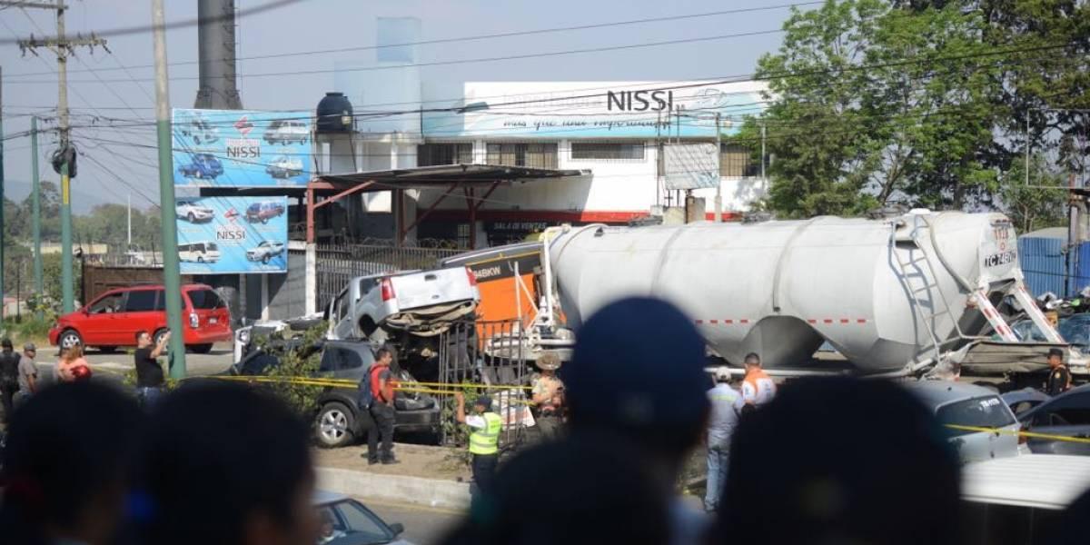 Muere otra víctima del accidente en la ruta Interamericana