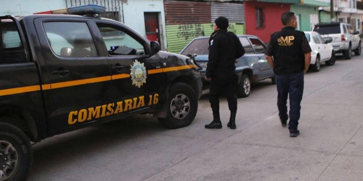 Comando Antisecuestros rescata a adolescente plagiado en Villa Nueva
