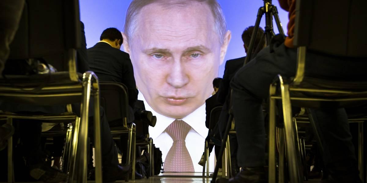"""""""Ahora nos escucharán"""": Putin amenaza al mundo con nuevas armas nucleares y  """"misiles invencibles"""""""