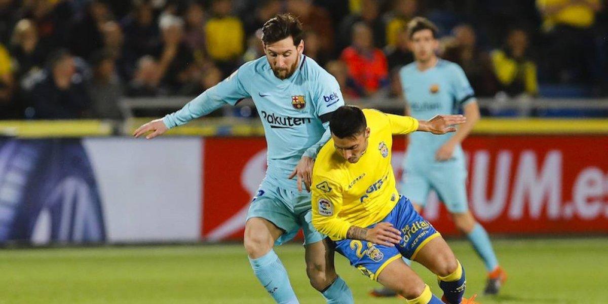 Barcelona pierde ventaja en la Liga española
