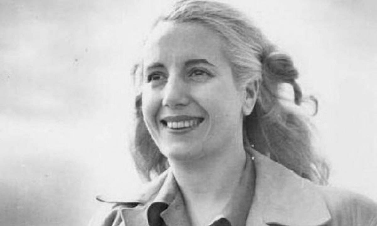 Eva Perón fue una dirigente política y actriz argentina   Foto: Especial