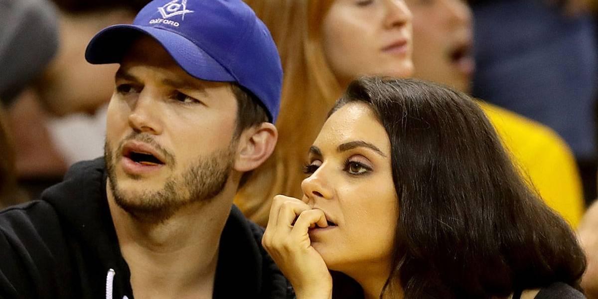 Com ciúmes de Ashton Kutcher, Mila Kunis teria pedido demissão de atriz de The Ranch
