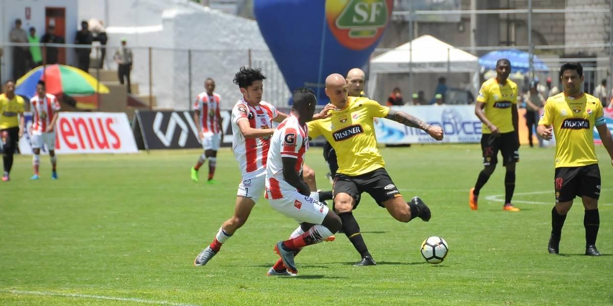 Partidos y horarios de la tercera fecha del campeonato ecuatoriano