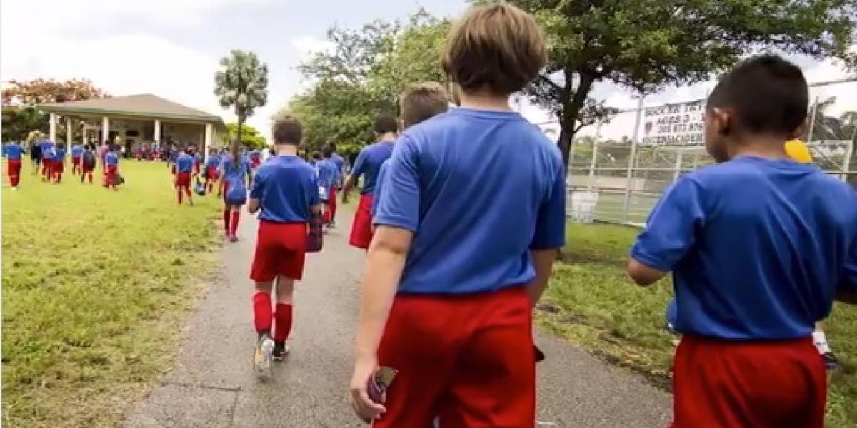 VIDEO: Barça manda obsequio a joven herido en masacre de Florida