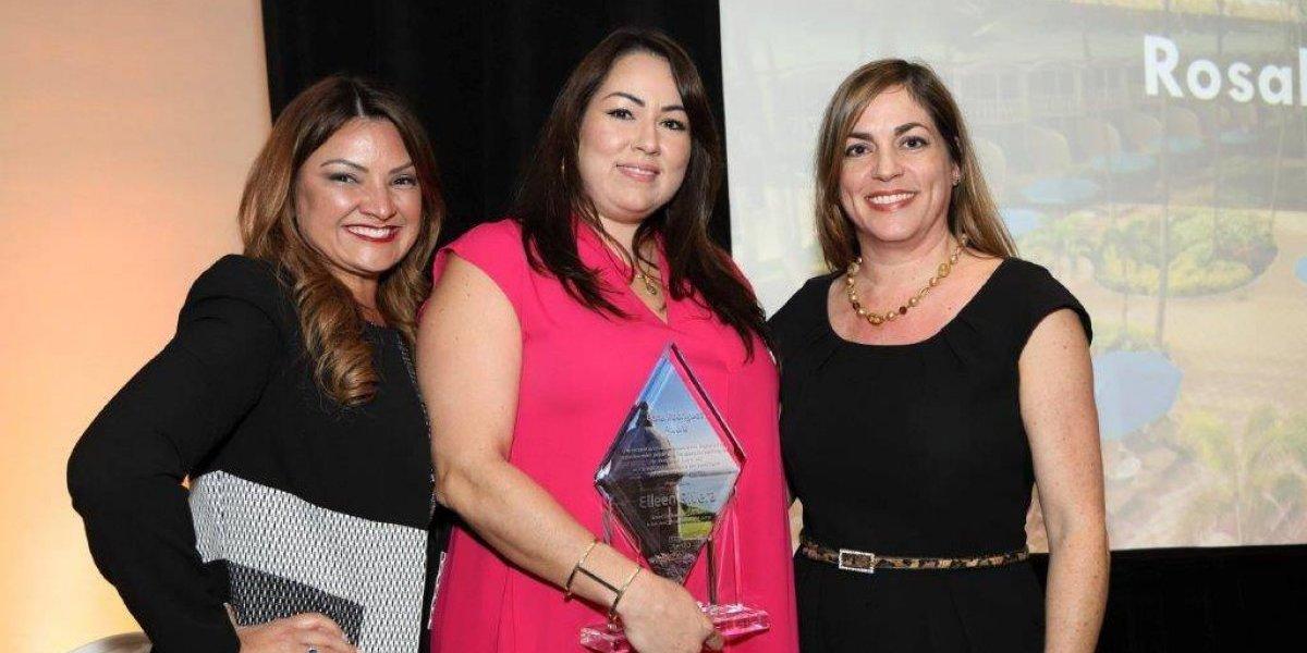 Meet Puerto Rico premia a Eileen Rivera del Intercontinental San Juan Resort
