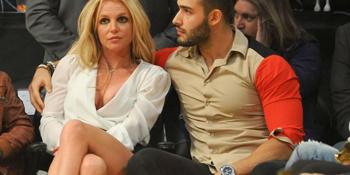 Britney Spears ¿embarazada de Sam Asghari?