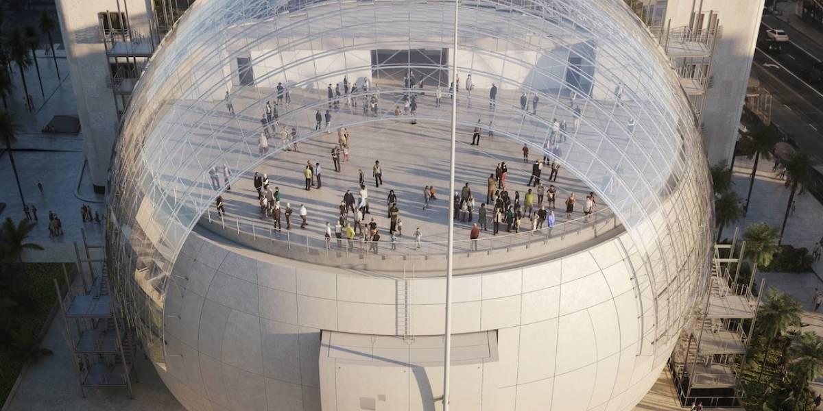 El Museo de la Academia de Hollywood abrirá en 2019