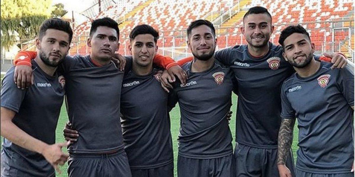 Terremoto en Calama: Cinco jugadores de Cobreloa son apartados del plantel por indisciplina