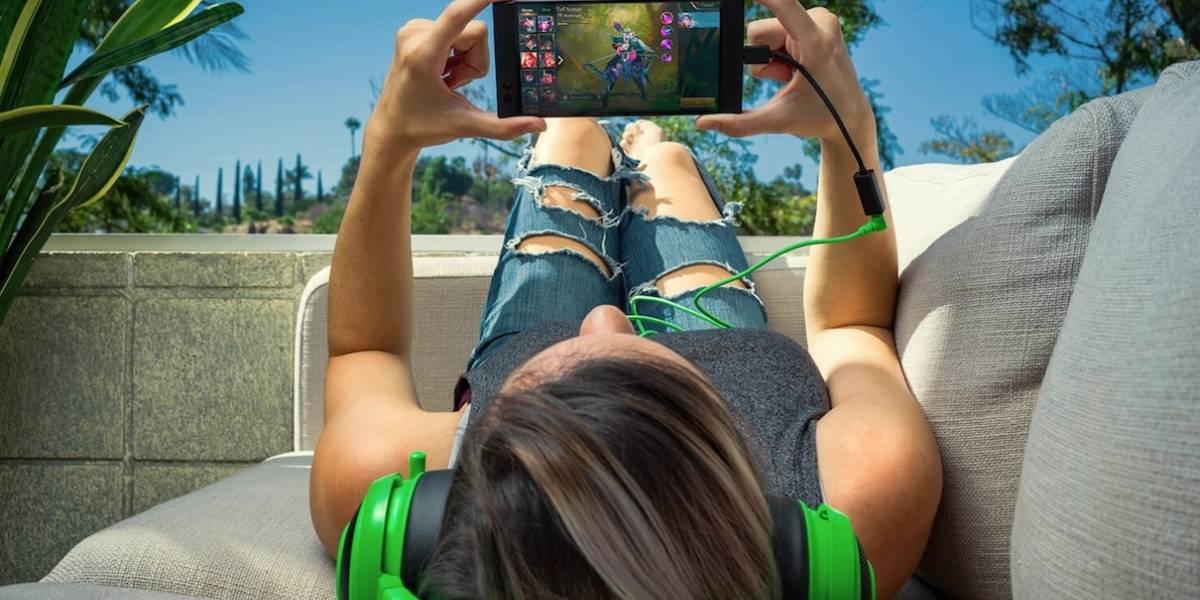 Estos son los mejores smartphones para gamers