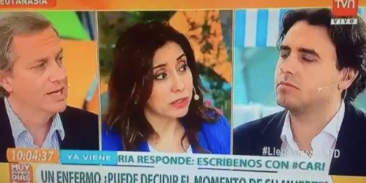 Carmen Gloria Arroyo reacciona duramente a comparación de eutanasia con el suicidio hecha por Kast