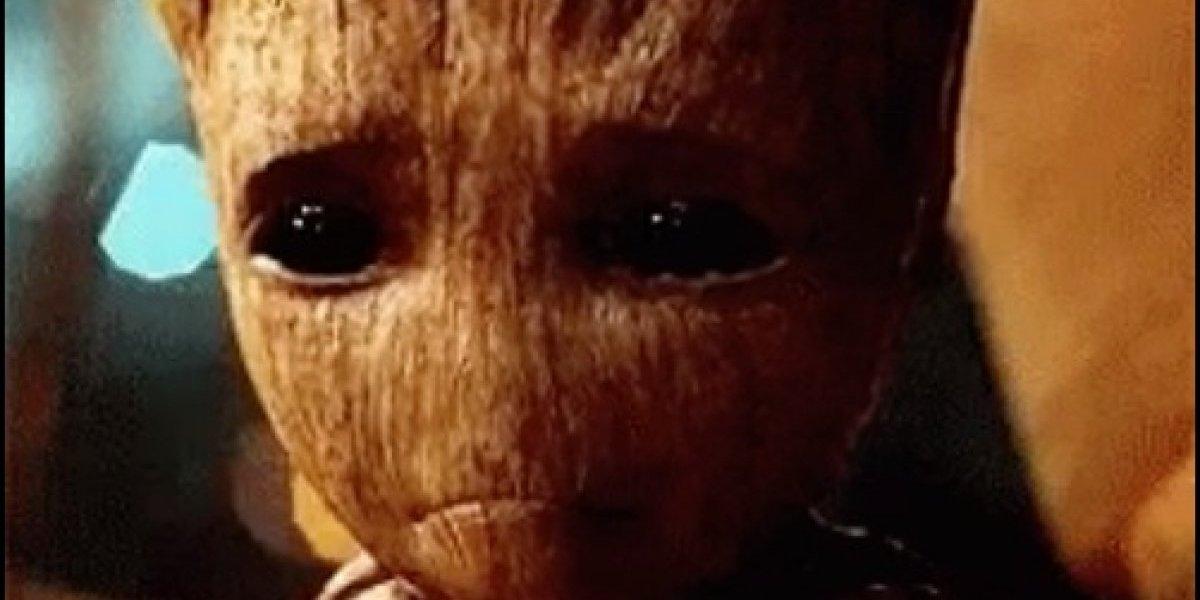 """""""Guardianes de la Galaxia"""": Tuiteros explotaron en llanto al enterarse de que el querido """"Groot"""" está muerto"""
