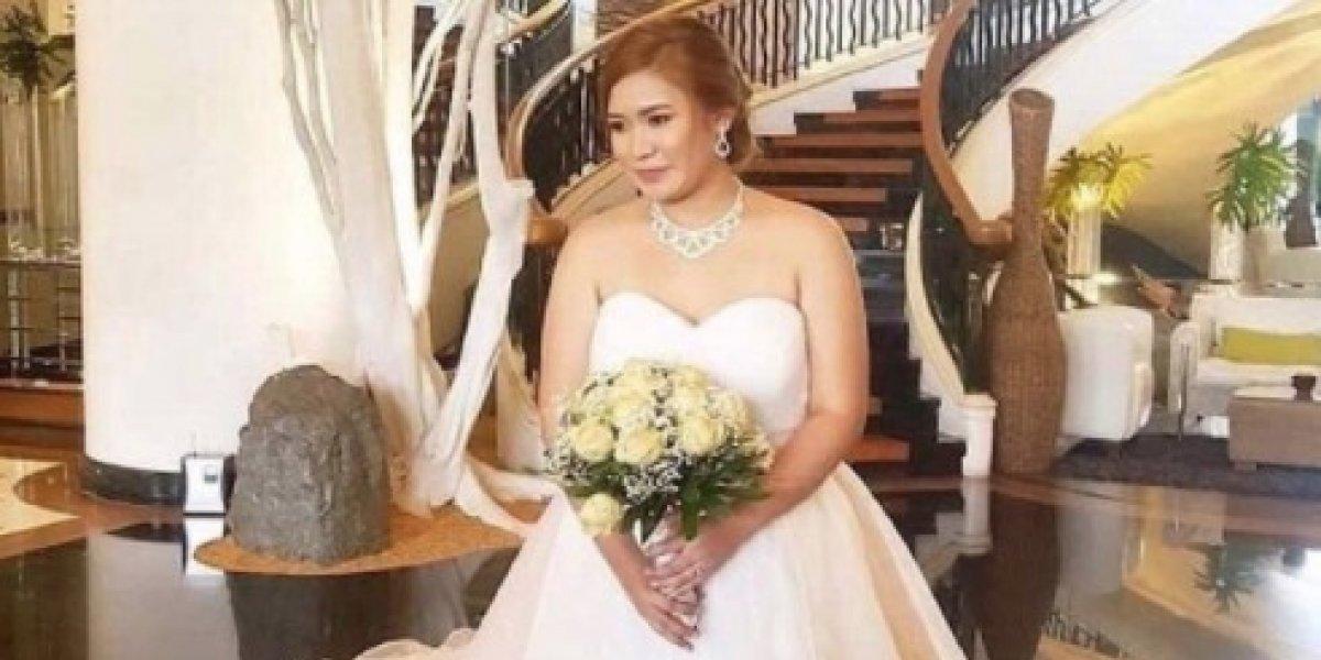"""Le pide a amiga que haga el """"vestido de novia de sus sueños"""", pero el resultado fue épicamente espantoso"""
