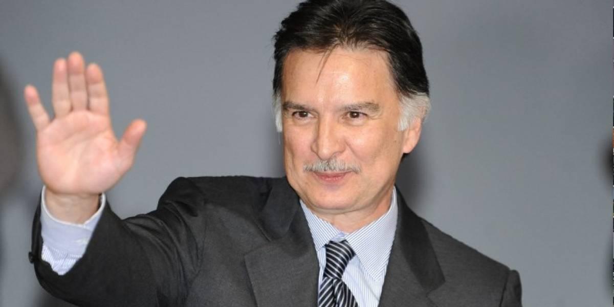 Reaparece Alfonso Portillo y critica a los diputados al Congreso
