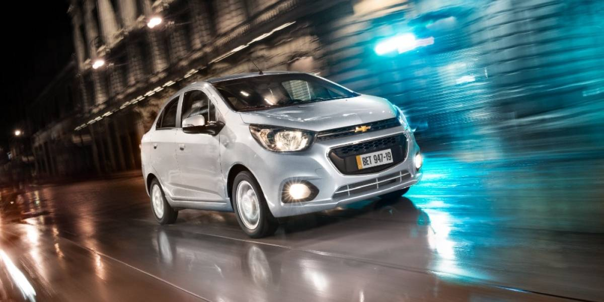 Chevrolet Beat: se 'agrandó el chico' de la familia