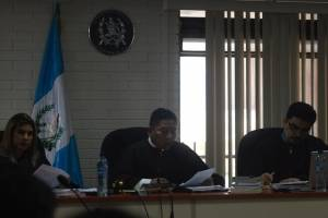 juicio caso Molina Theissen