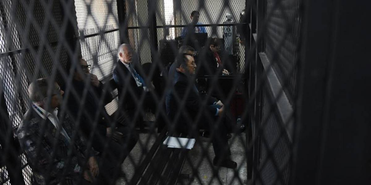 Retirado general peruano declara en juicio del caso Molina Theissen