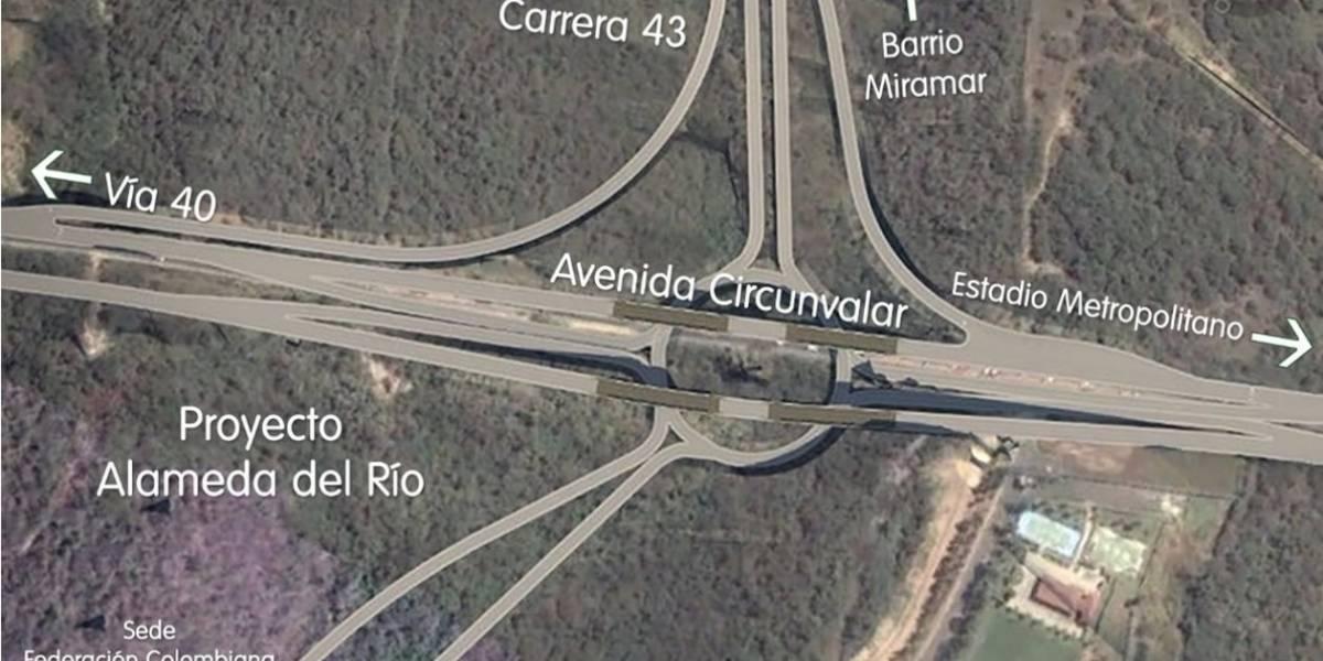 Conectarán la Circunvalar con la carrera 43 en Barranquilla