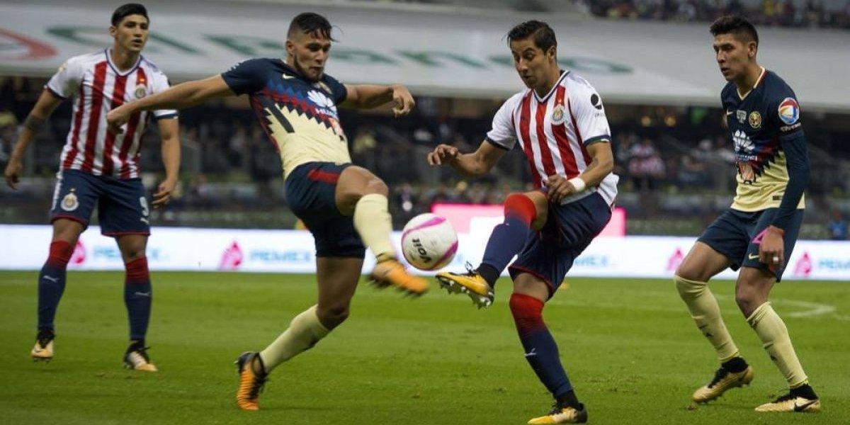 Chivas vs. América, un clásico disparejo