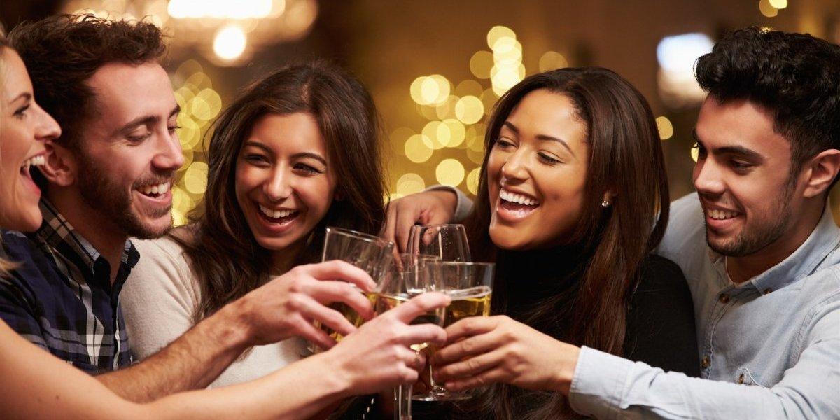 """""""La cantidad de alcohol que bebes es tu responsabilidad"""", explica experto"""