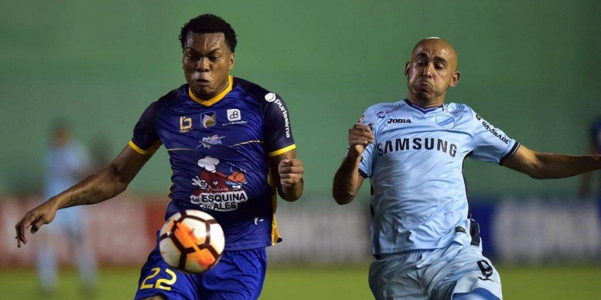 Colo Colo quedó colista de su grupo en la Libertadores tras empate entre Delfín y Bolívar