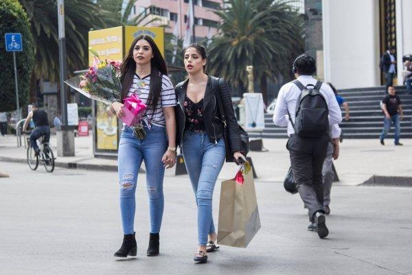 Jóvenes en la Ciudad de México