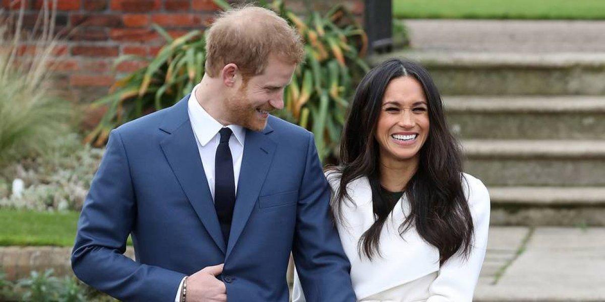 Dos exnovias del príncipe Harry están invitadas a su boda con Meghan Markle
