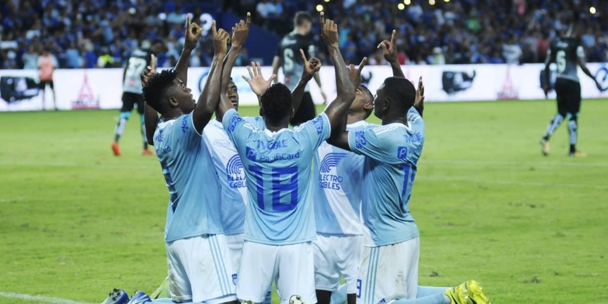 El campeón Emelec debuta en la Copa Libertadores de América