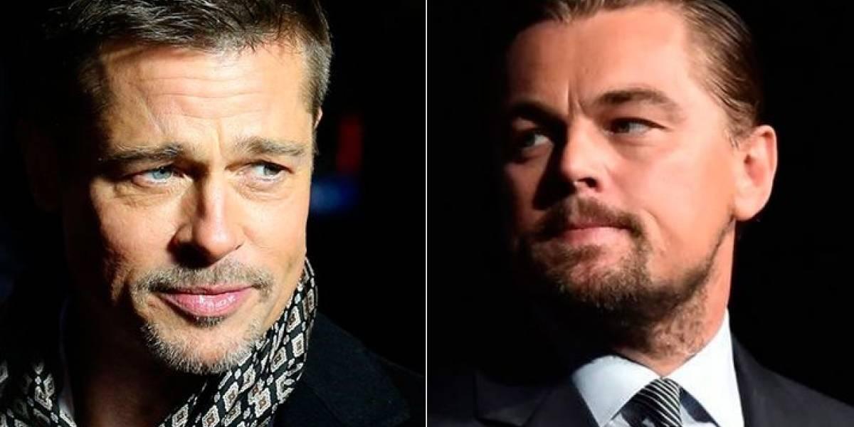 Leonardo DiCaprio e Brad Pitt atuarão juntos pela 1ª vez em novo filme de Tarantino