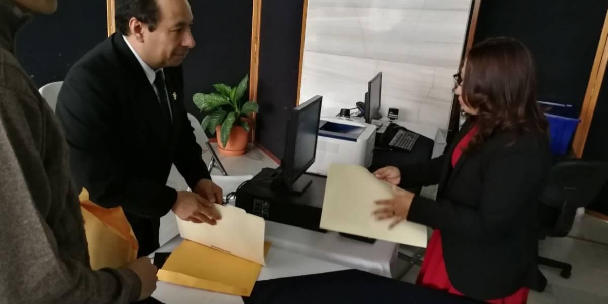 Postuladora finaliza recepción de pruebas de descargo y se queda fuera una magistrada