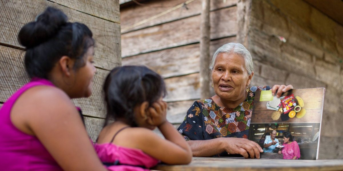 """""""Madres empoderadas"""", la iniciativa que busca termina la desnutrición crónica infantil en 175 comunidades guatemaltecas"""