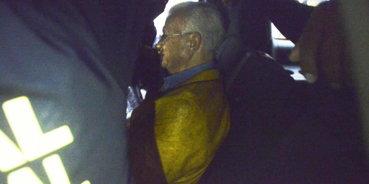 Sentencian a Andrés Granier a 10 años de prisión por peculado