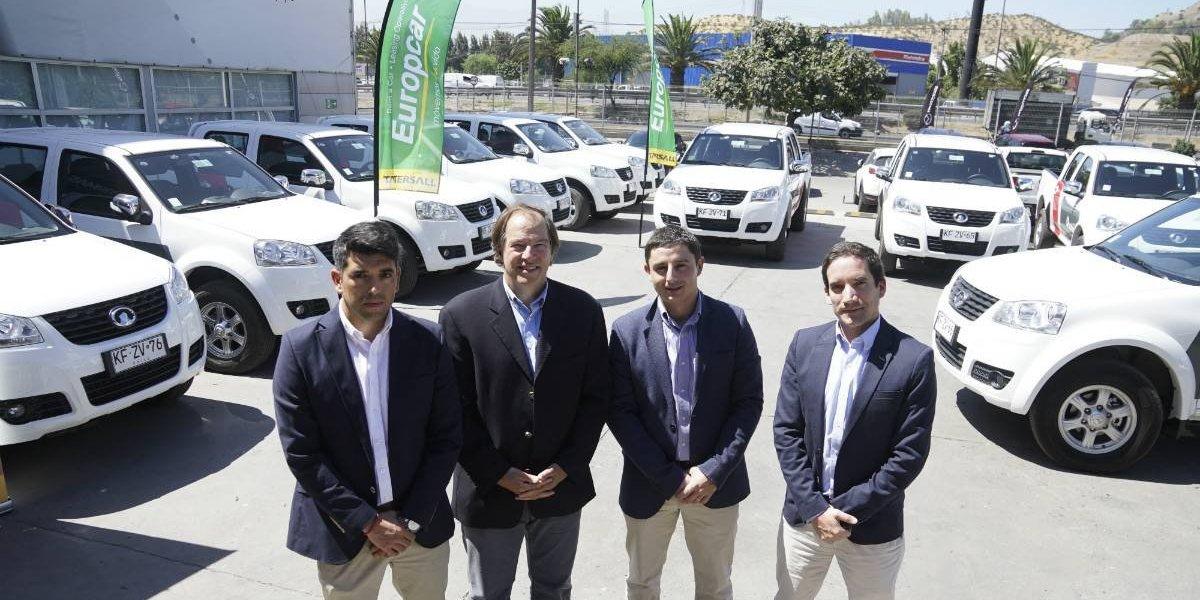 Tattersall aumenta su flota comercial con autos Great Wall