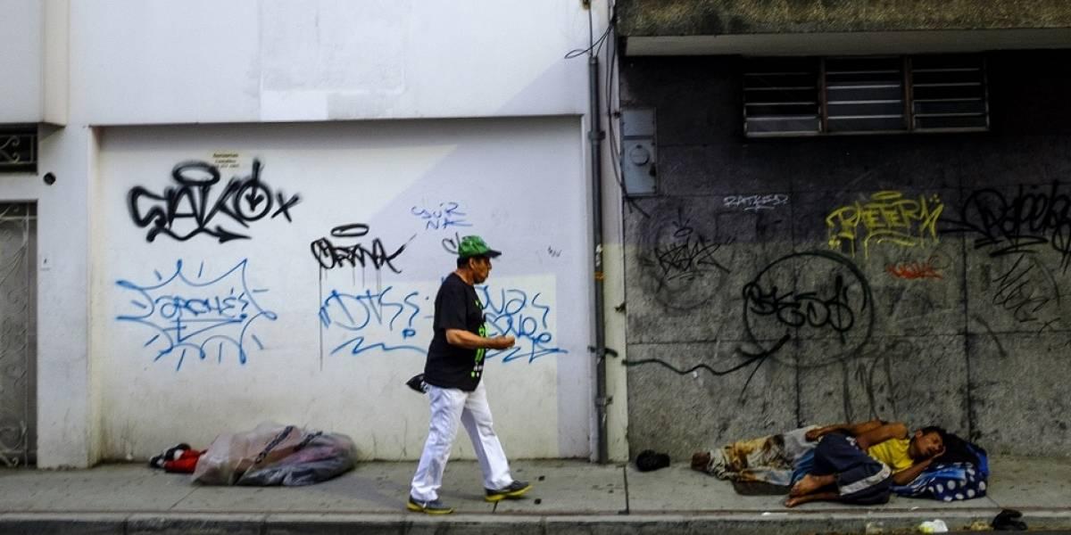 Habitantes de calle se han trasladado a los barrios tradicionales de Medellín