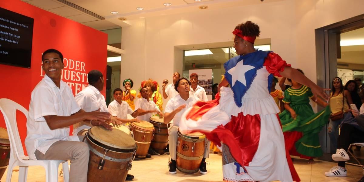 Fundación Ricky Martin celebra tres meses en pabellón de Plaza