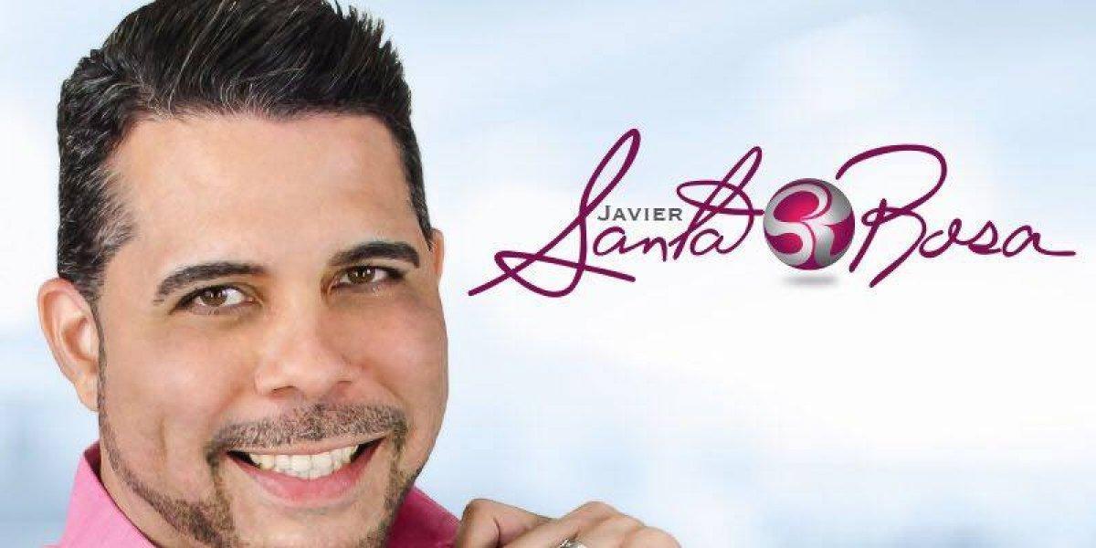 Javier Santa Rosa: Ansioso por compartir su música