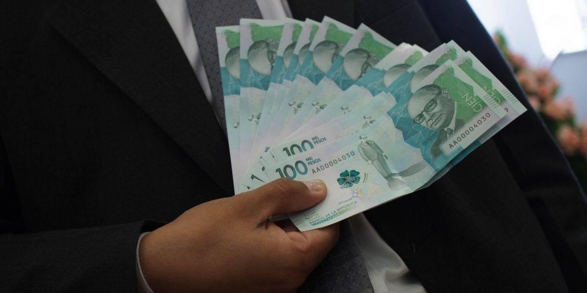 Así serían los nuevos billetes colombianos sin los tres ceros