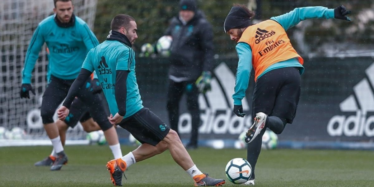 Me gustaría que hiciéramos un buen partido desde el sufrimiento — Zidane