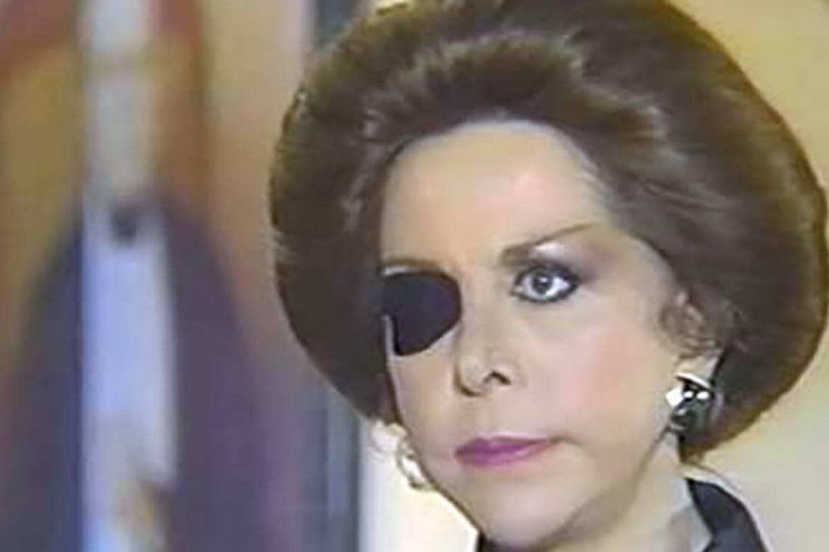 Muere la actriz mexicana María Rubio